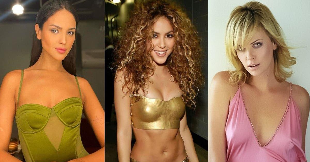 « Aimer vos petits seins » Shakira et d'autres célébrités nous invitent à aimer notre corps