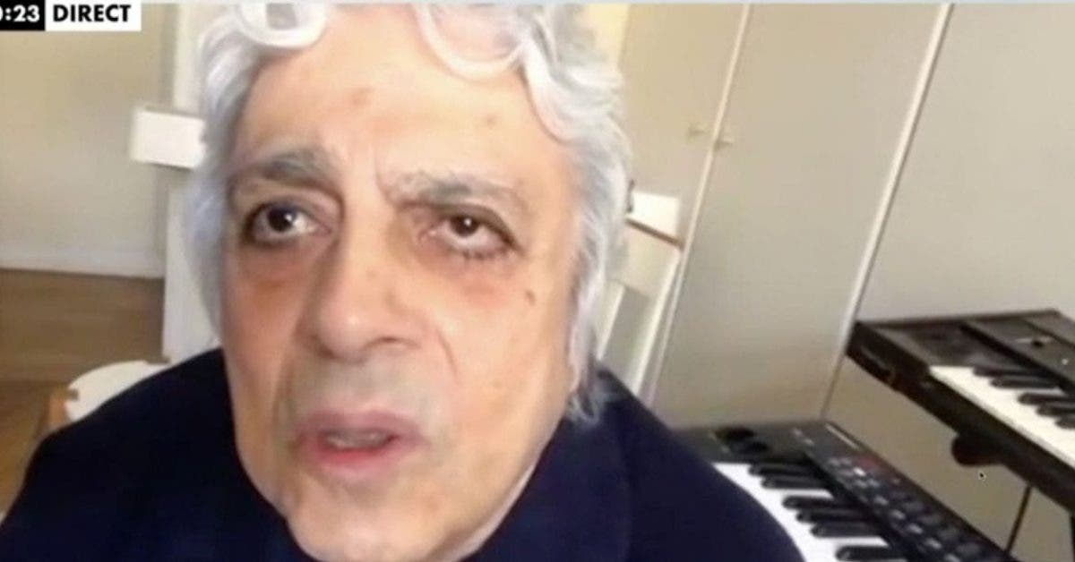 le chanteur Enrico Macias est opéré en urgence