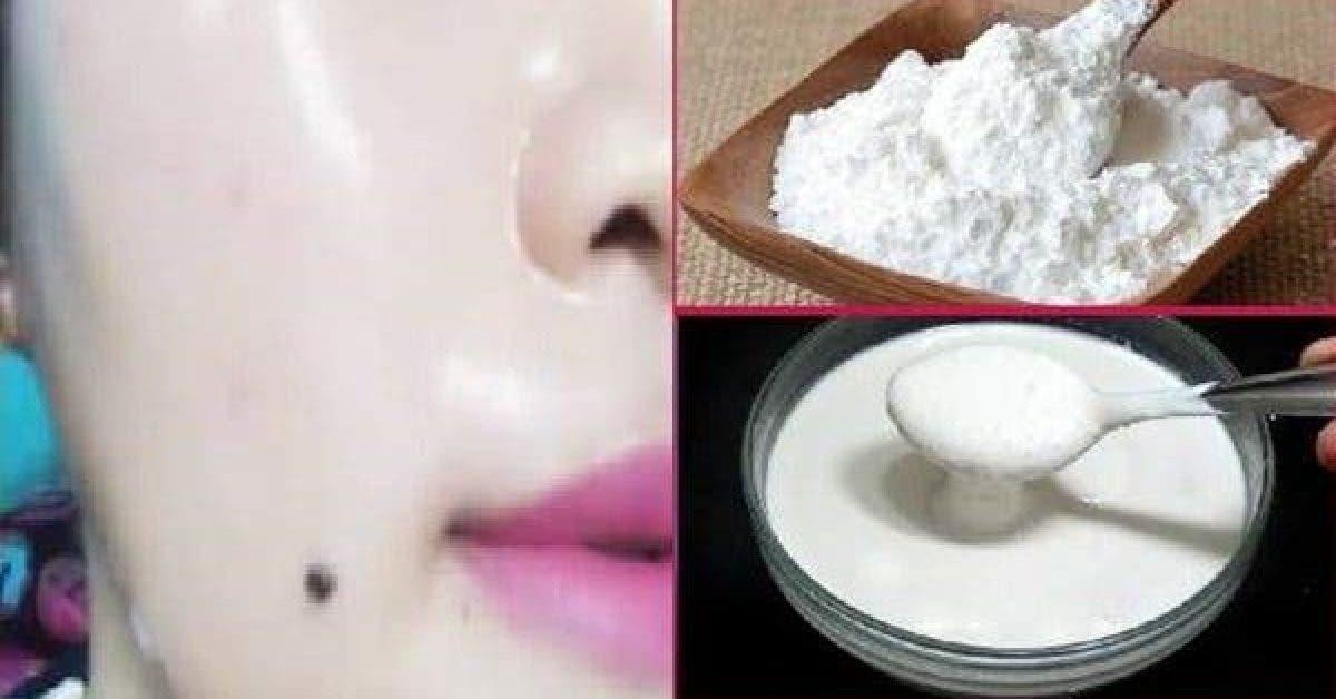Appliquez ceci sur votre peau pendant 10 minutes