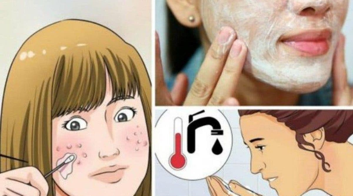 Arrêtez de mettre ces choses sur votre visage, le numéro 8 va vous choquer !