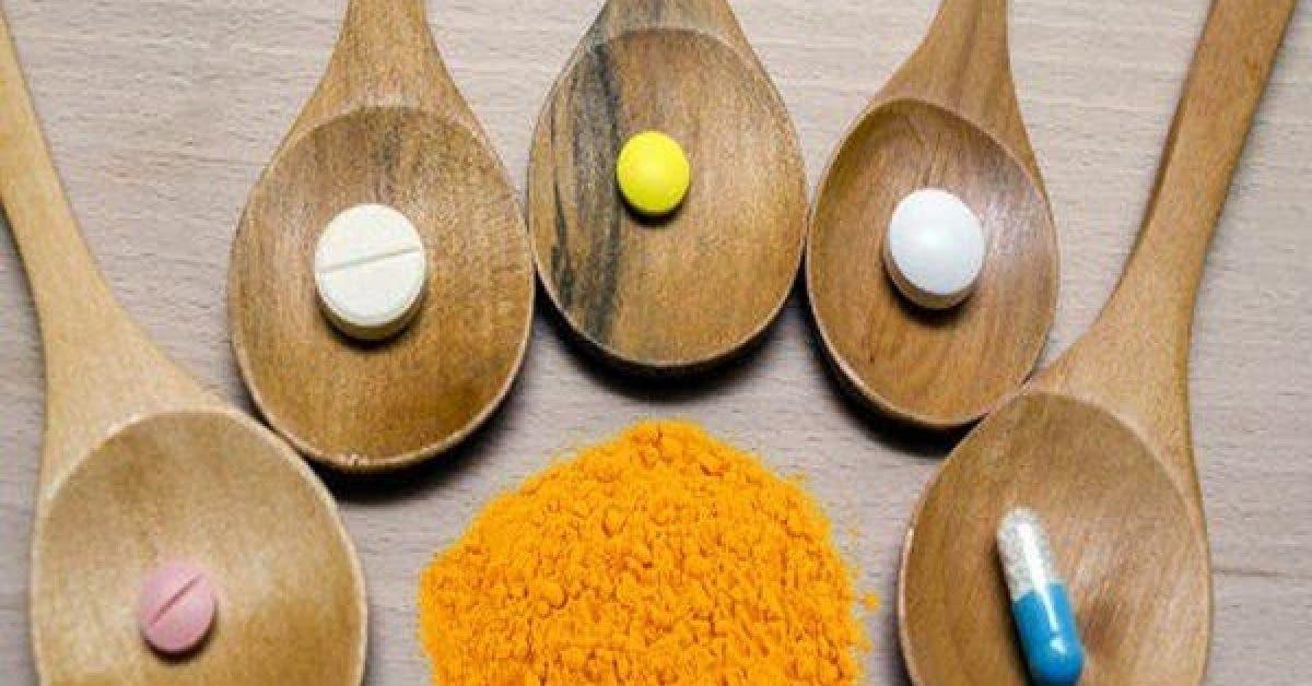 Attention Ne consommez jamais de curcuma si vous suivez les traitements suivants 1
