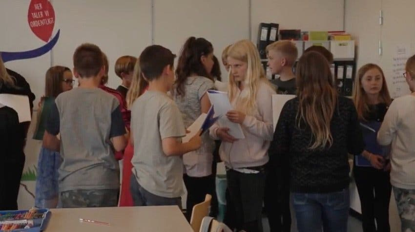 empathie est un cours obligatoire pour les enfants à l'école