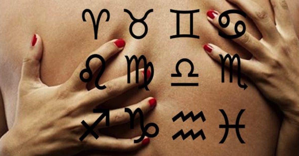 Avec quel signe du zodiaque vous aurez le meilleur rapport sexuel