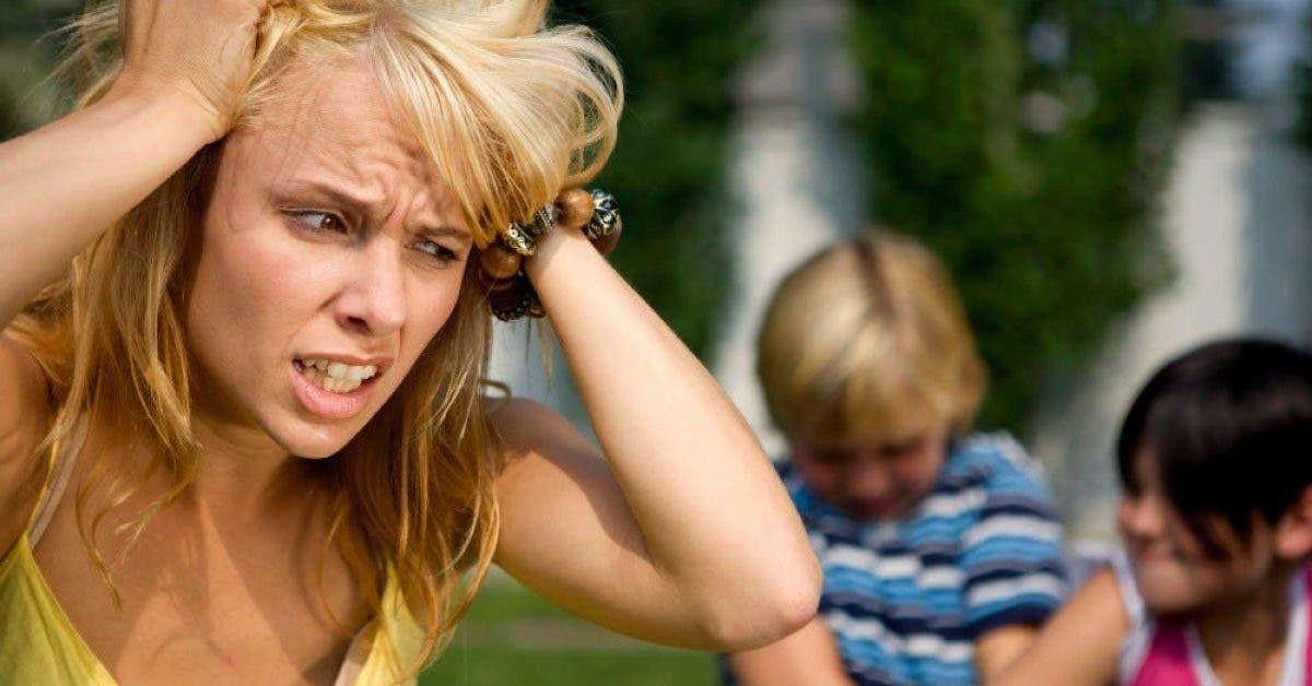 Avoir 3 enfants est la plus stressante des situations d'après une étude