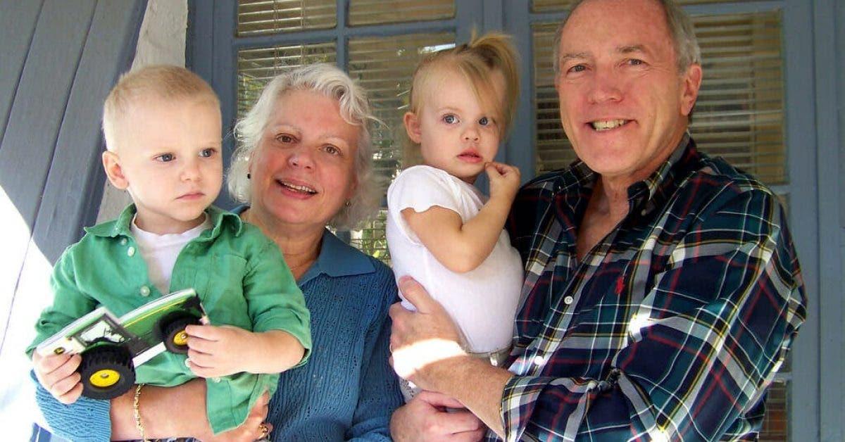 Avoir des grands-parents présents dans votre vie est la plus belle chose que vous pouvez avoir