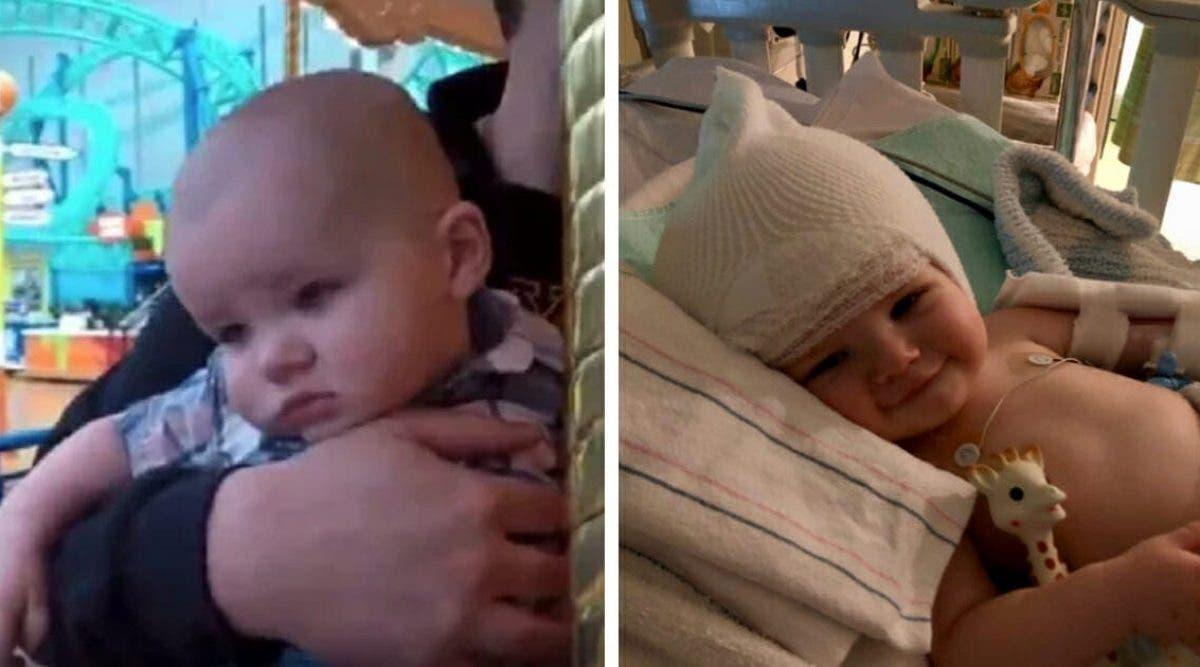 Un bébé mourant à qui il reste quelques semaines à vivre veut réaliser tous ses rêves