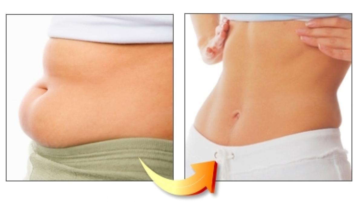 comment perdre de la graisse dans le ventre seulement