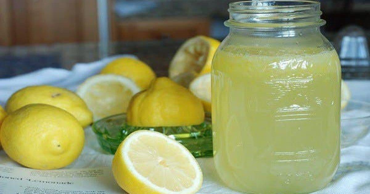 Buvez CECI et perdez de la graisse abdominale en seulement 3 jours 1