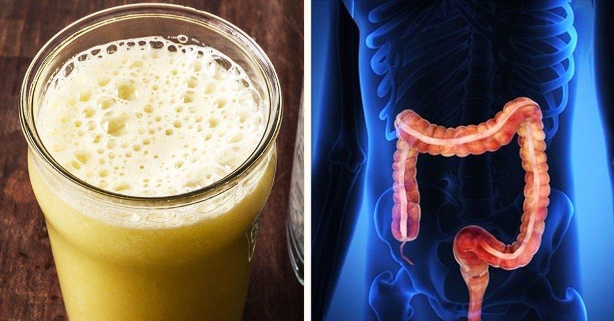 Buvez chaque matin cette boisson au citron pour éliminer 10 Kg de déchets de votre colon