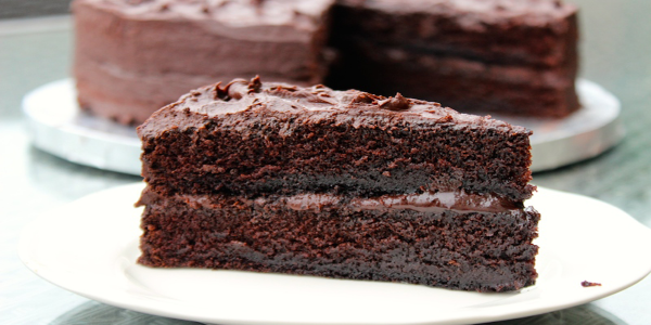 Cake au chocolat super bon
