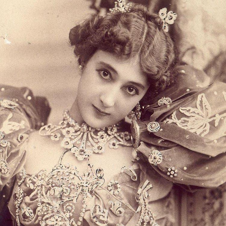 Carolina Otero 1 1