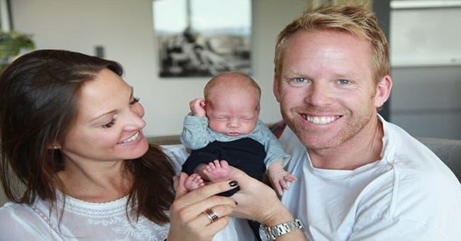 Ce bébé a l'air tout à fait ordinaire mais il est en réalité totalement unique