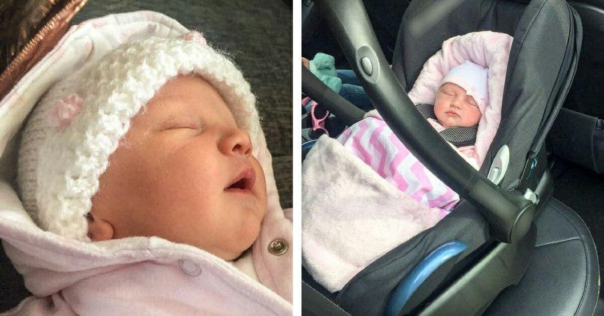 Ce bébé cesse de respirer après 2 heures de trajet en voiture