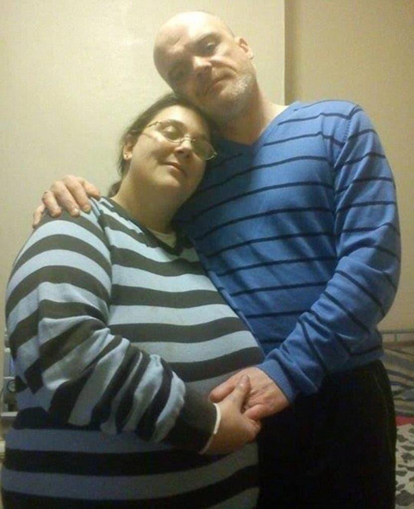 couple qui vit de l'aide sociale