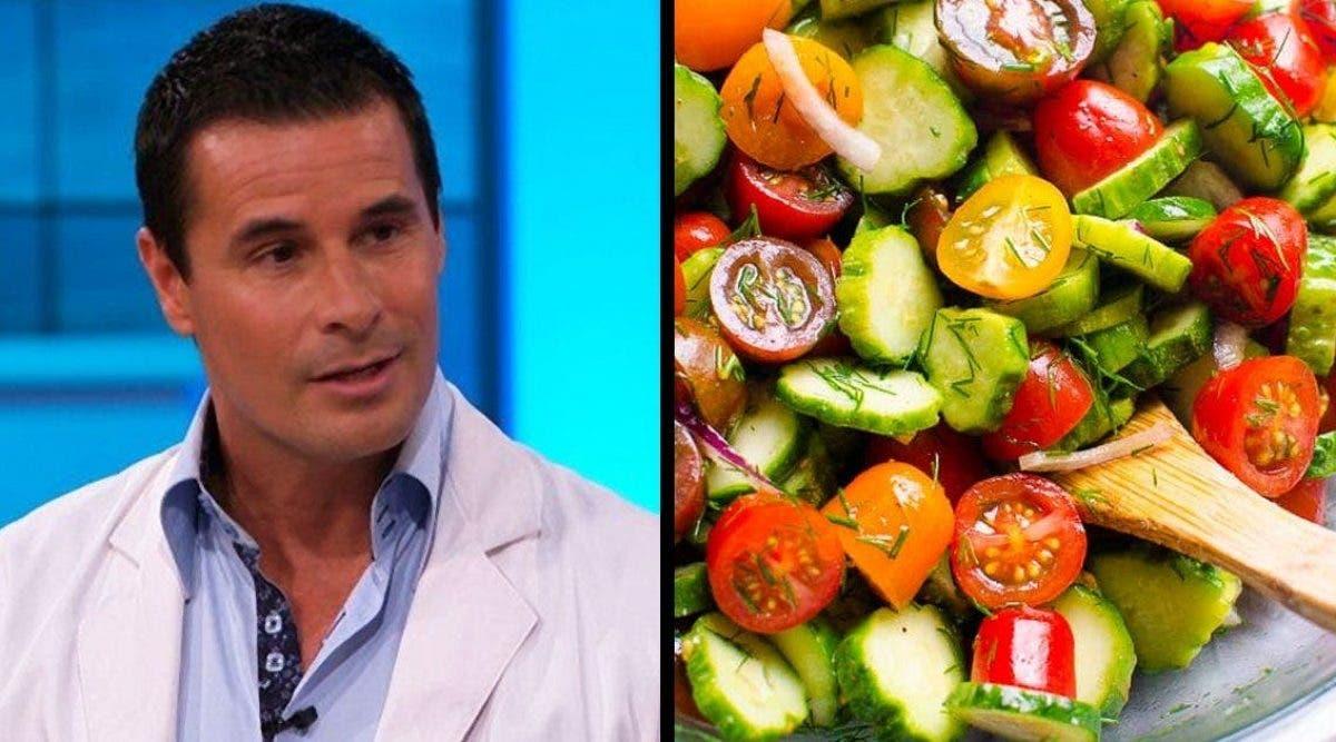 Ce docteur présente un nouveau régime équilibré pour perdre du poids