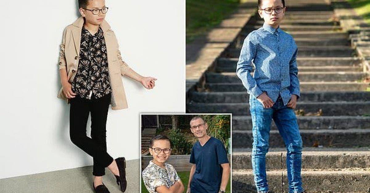 Ce garçon autiste était interdit de photo de classe