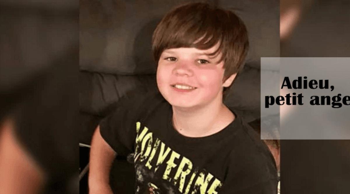 Ce garçon de 12 ans se donne la mort et laisse un message ou il explique qu'il a souffert