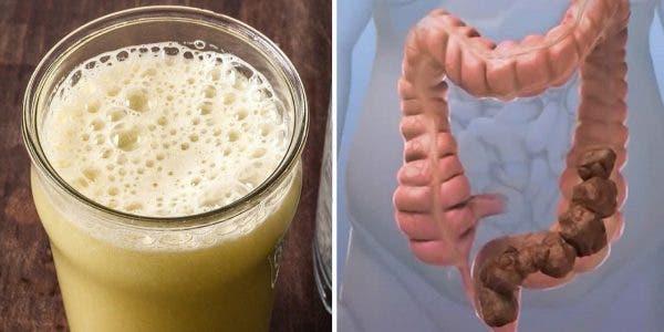 jus puissant nettoie votre colon en 7 jours