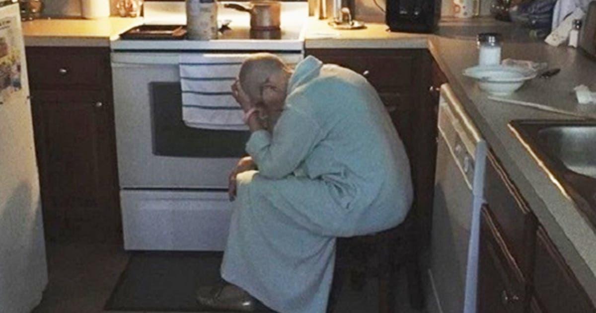 Ce mari voit sa belle m re puis e dans la cuisine son c ur se brise quand il r alise pourquoi - Elle se masturbe dans la cuisine ...