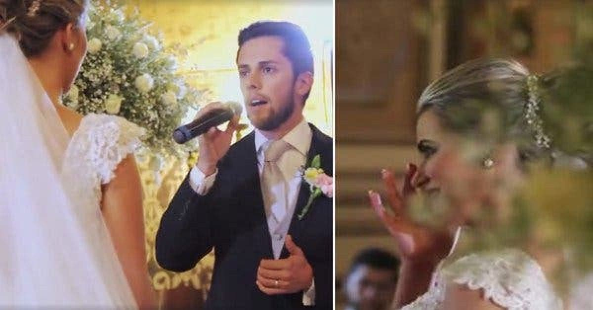 Ce marié interprète la chanson « Hallelujah » - préparez vous à avoir la chair de poule !