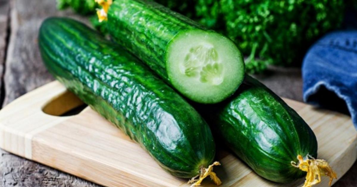 Ce médecin à mangé du concombre chaque jour, puis tout le monde a remarqué qu'elle a changé.