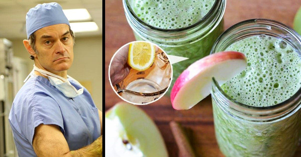 Ce médecin présente une recette de jus qui permet de manger sans prendre de poids