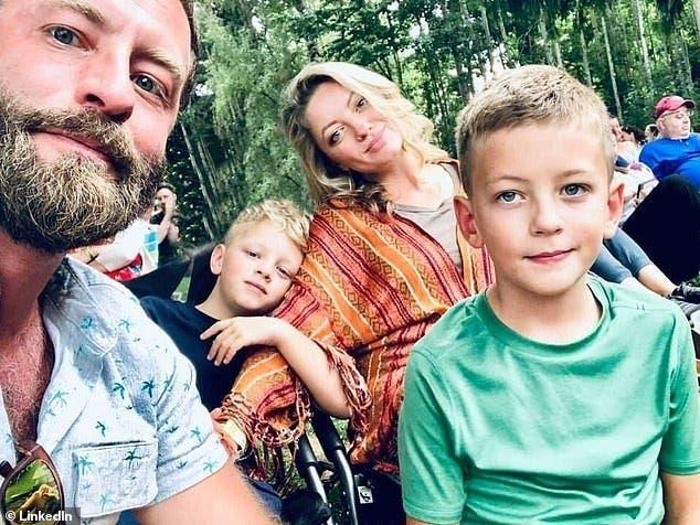 Ce père eu deuil demande au parents de faire passer leur vie de famille