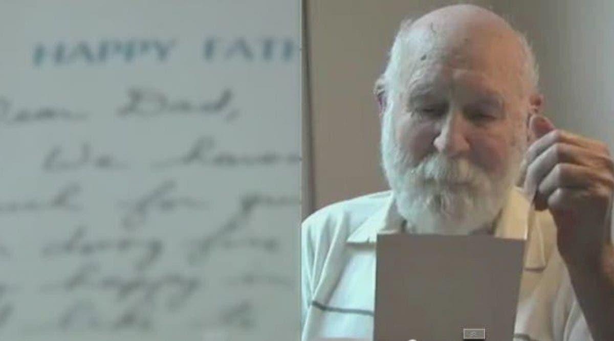 Ce père reçoit une lettre du paradis 20 ans après la mort de son fils