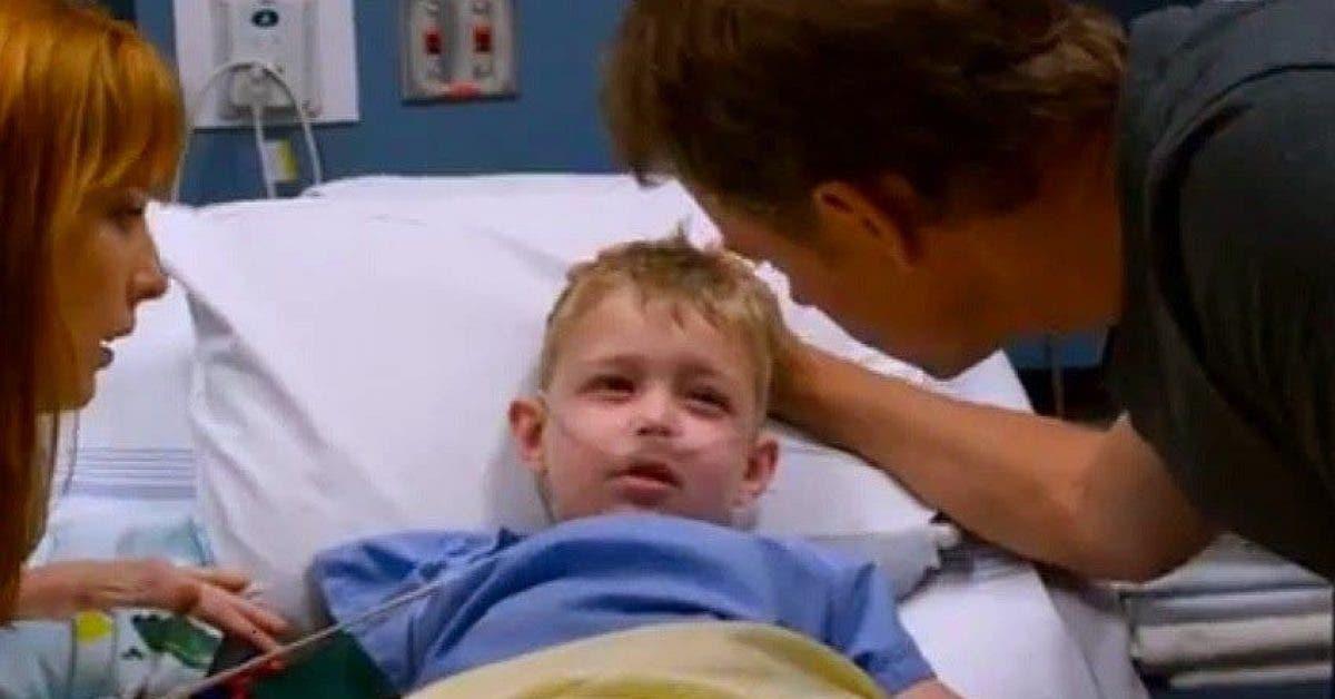 Ce petit garçon est revenu à la vie après que les médecins l'on déclaré mort, voilà ce qu'il a vu là-bas
