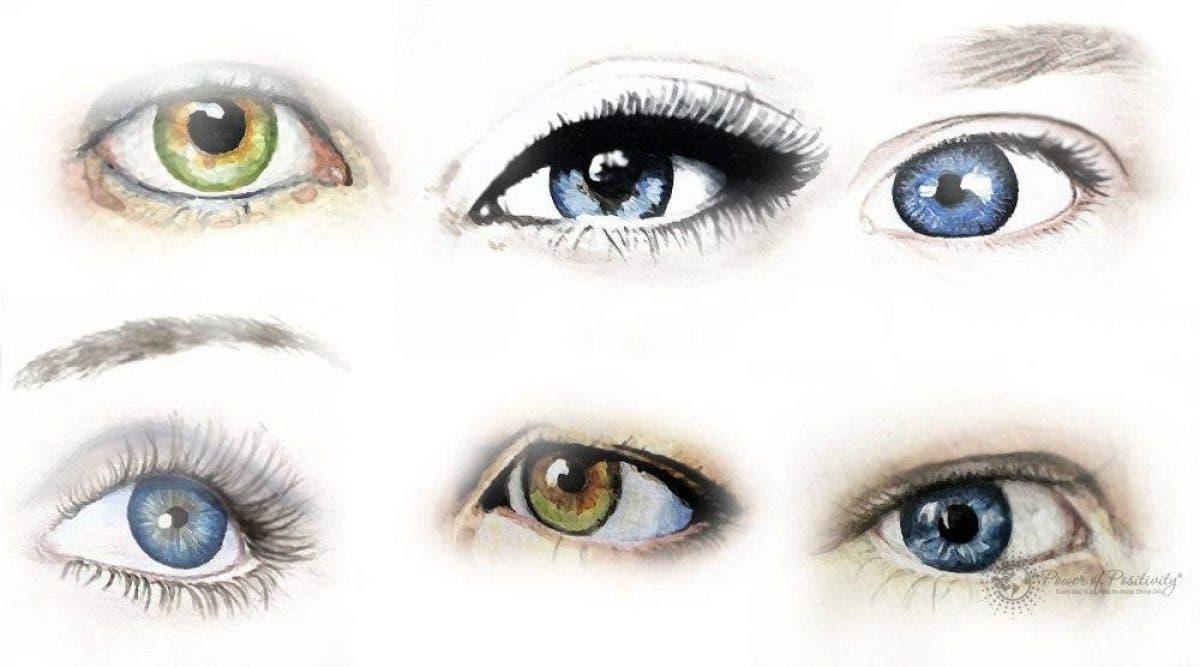 Ce que la couleur de vos yeux révèle au sujet de vous