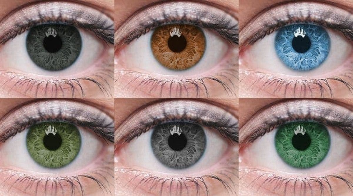la couleur de vos yeux