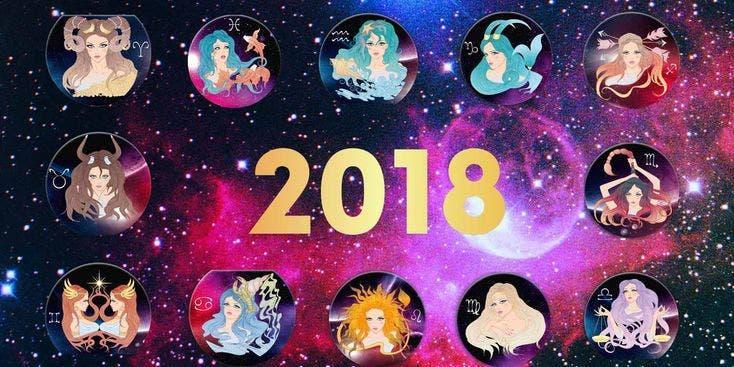 Ce que l'année 2018 vous réserve selon votre signe astrologique