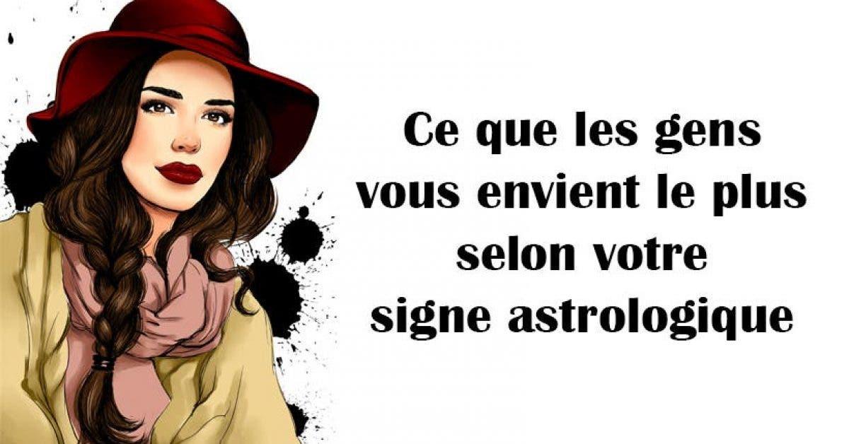 Ce que les gens vous envient le plus selon votre signe astrologique
