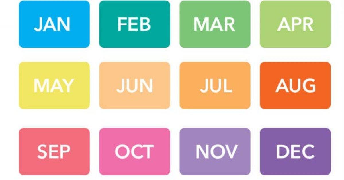Ce que revele votre mois de naissance sur vous 1