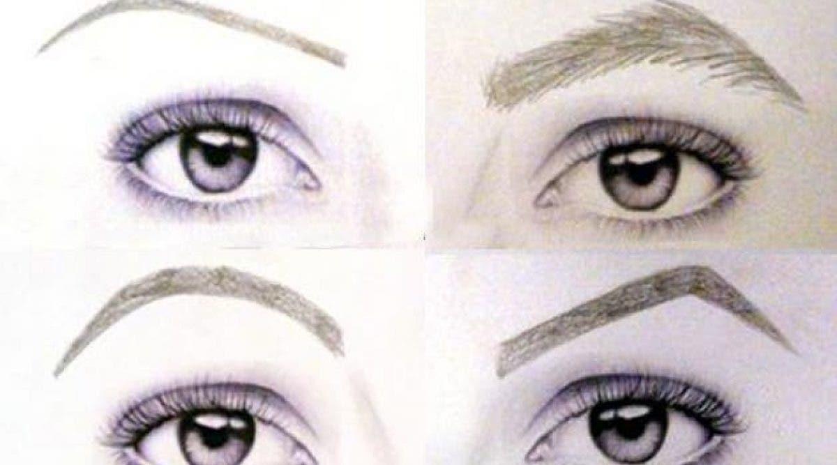 Ce que vos sourcils disent de votre personnalité ! Ne jugez jamais ceux qui ont les sourcils hauts !