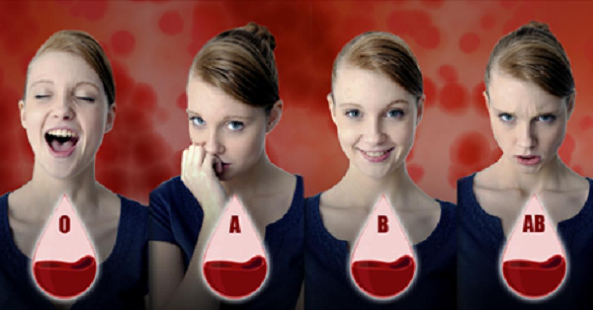 Ce que votre groupe sanguin dit de vous 1