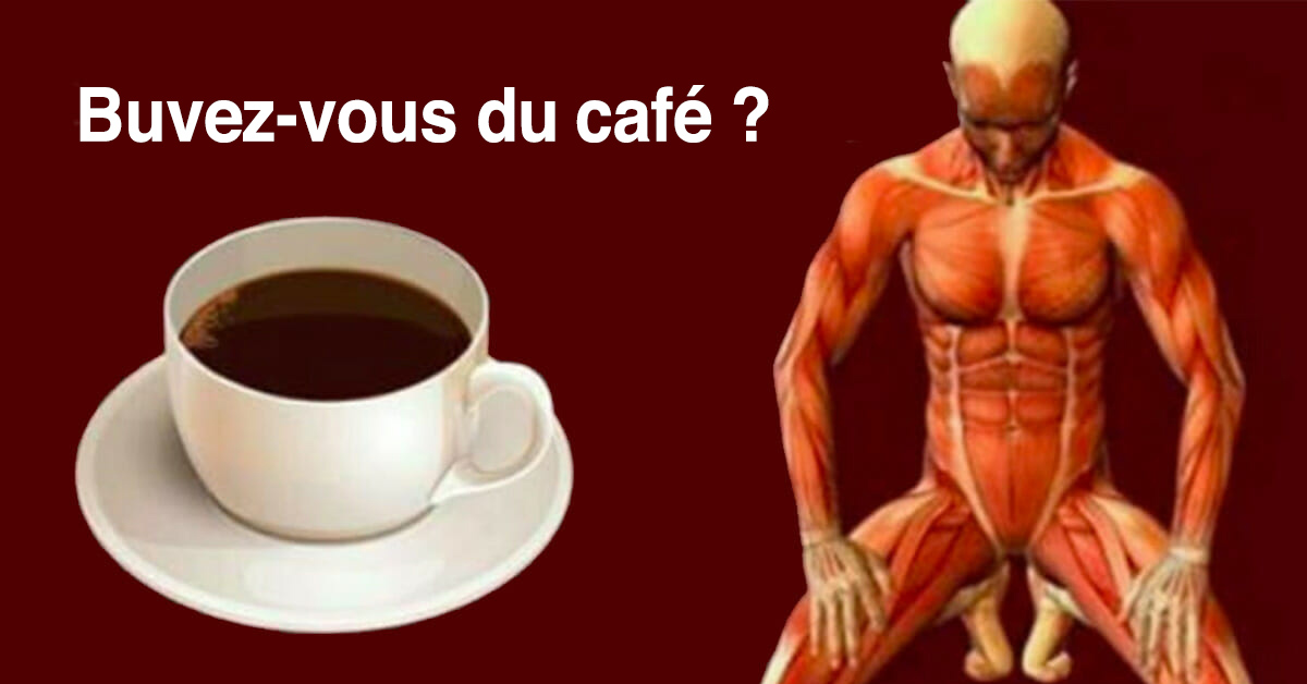 Ce qui arrive à votre corps lorsque vous buvez du café tous les jours