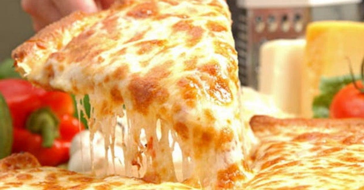 Ce quune part de pizza fait a votre corps Vous allez etre choque 1