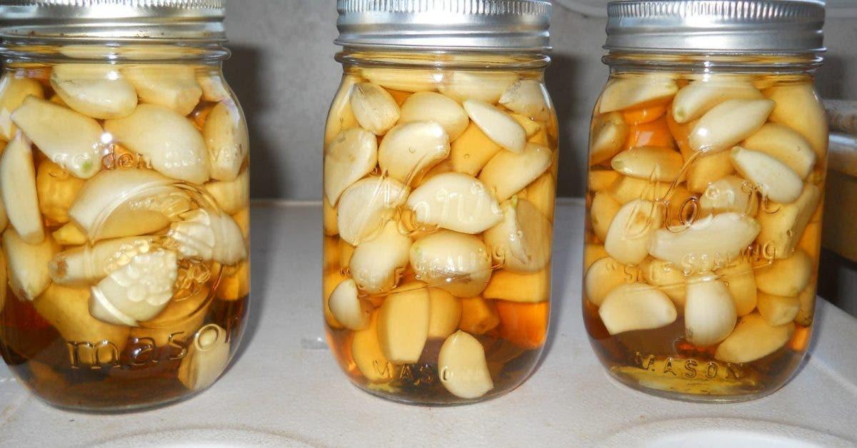 Ce remède à l'ail permet de baisser le cholestérol naturellement