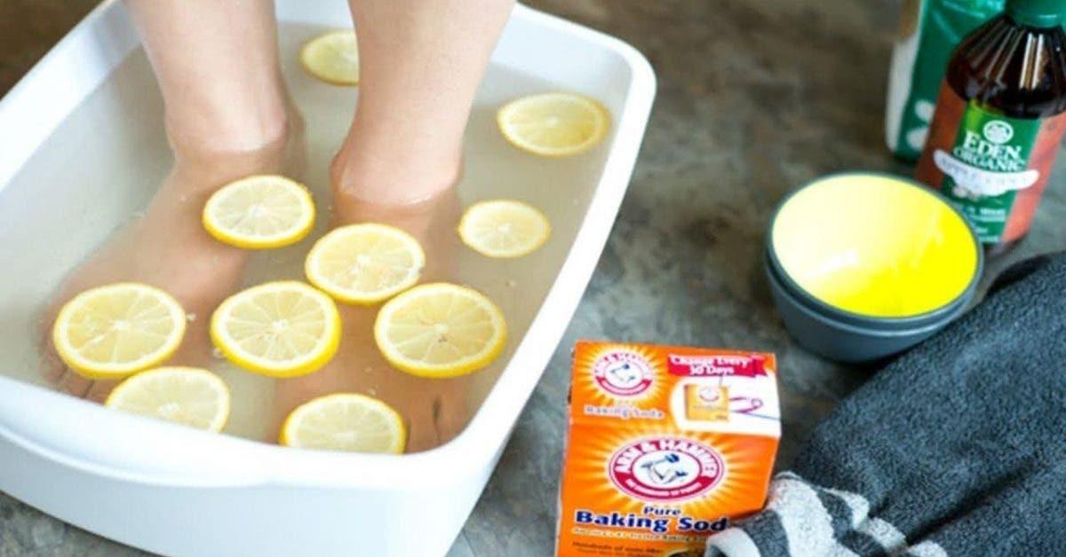 Ce simple bain de pieds éliminera toutes les toxines de votre corps