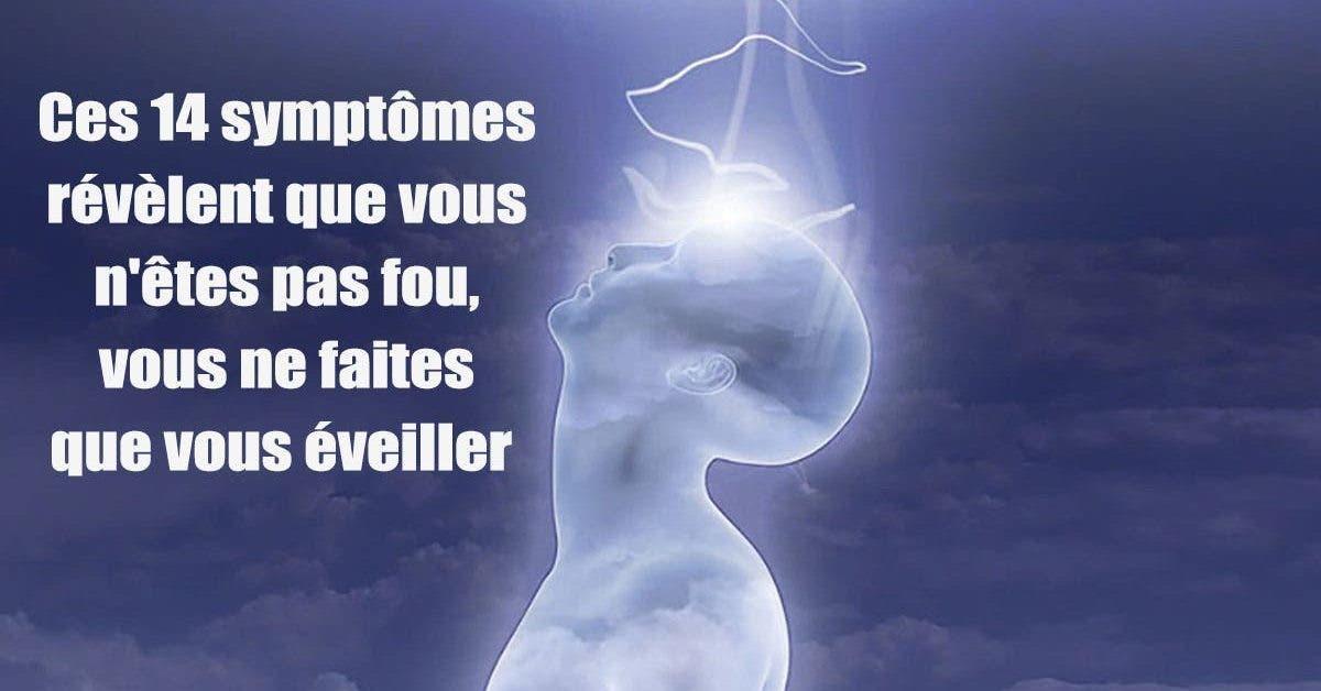 symptômes révèlent que vous n'êtes pas fou