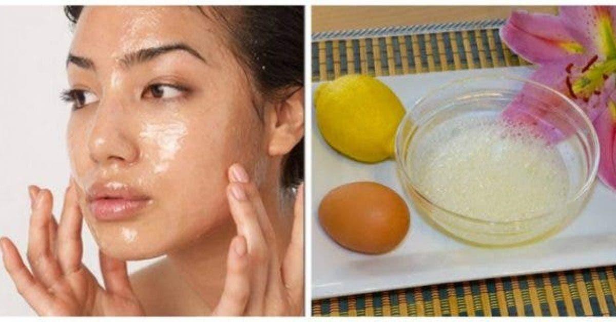 Ces 2 ingredients vont vous lifter le visage pour vous faire paraitre plus jeune en 5 minutes 1