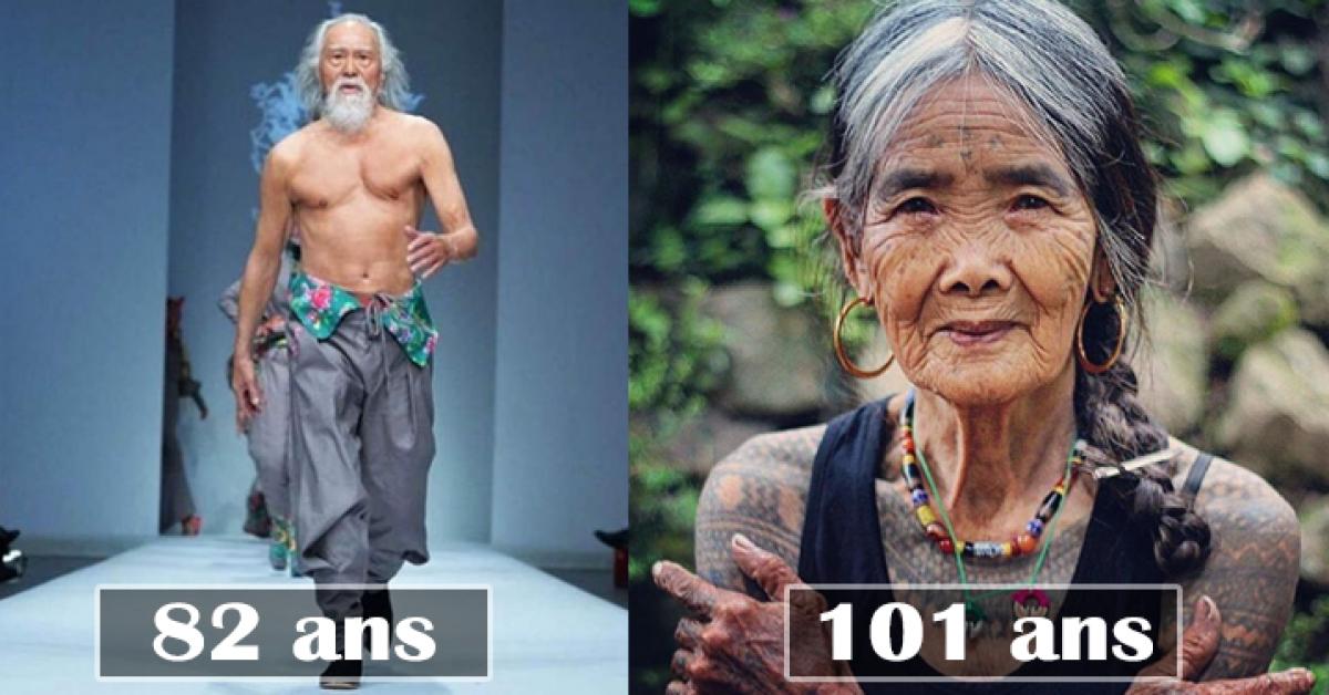 Ces 20 Personnes ne font pas du tout leur âge