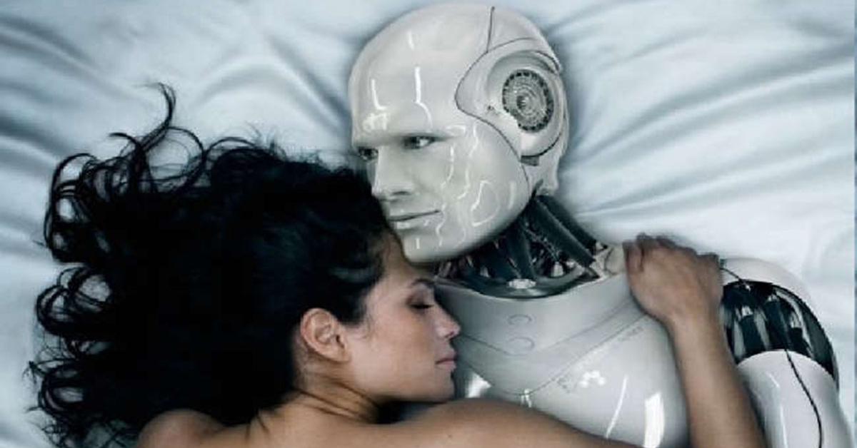 Эти новые роботы могут вскоре заменить мужчин в постели