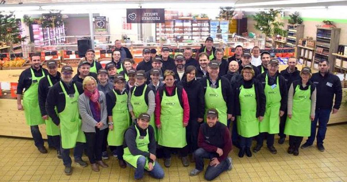 Ces paysans achètent un supermarché pour vendre directement leurs produits