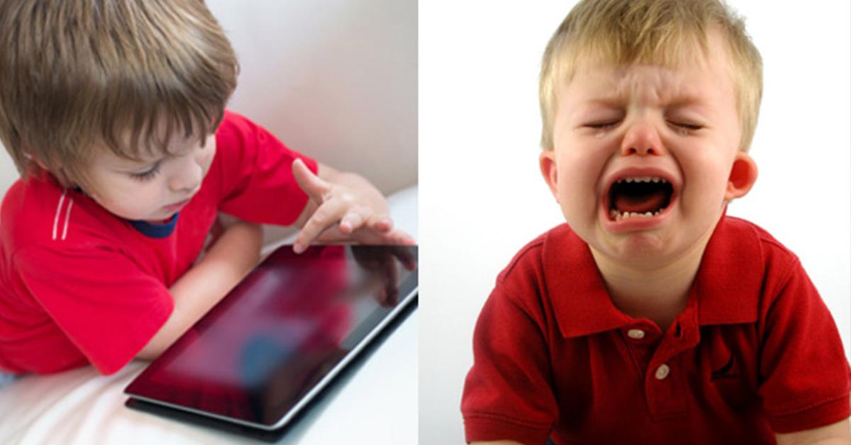 Cest officiel Les telephones sont dangereux pour la sante mentale des enfants 1