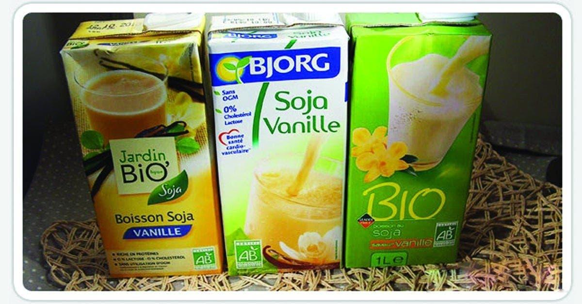 le lait de soja est mauvais pour la santé