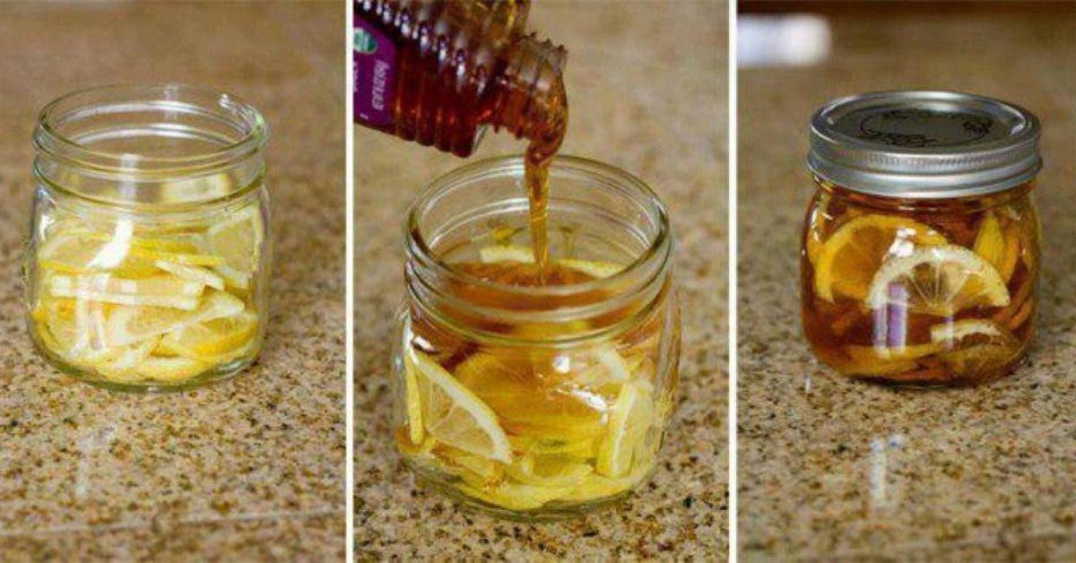Cet ancien remède au citron et miel permet de brûler les graisses, stimuler le métabolisme, combattre le diabète et faire baisser la pression artérielle