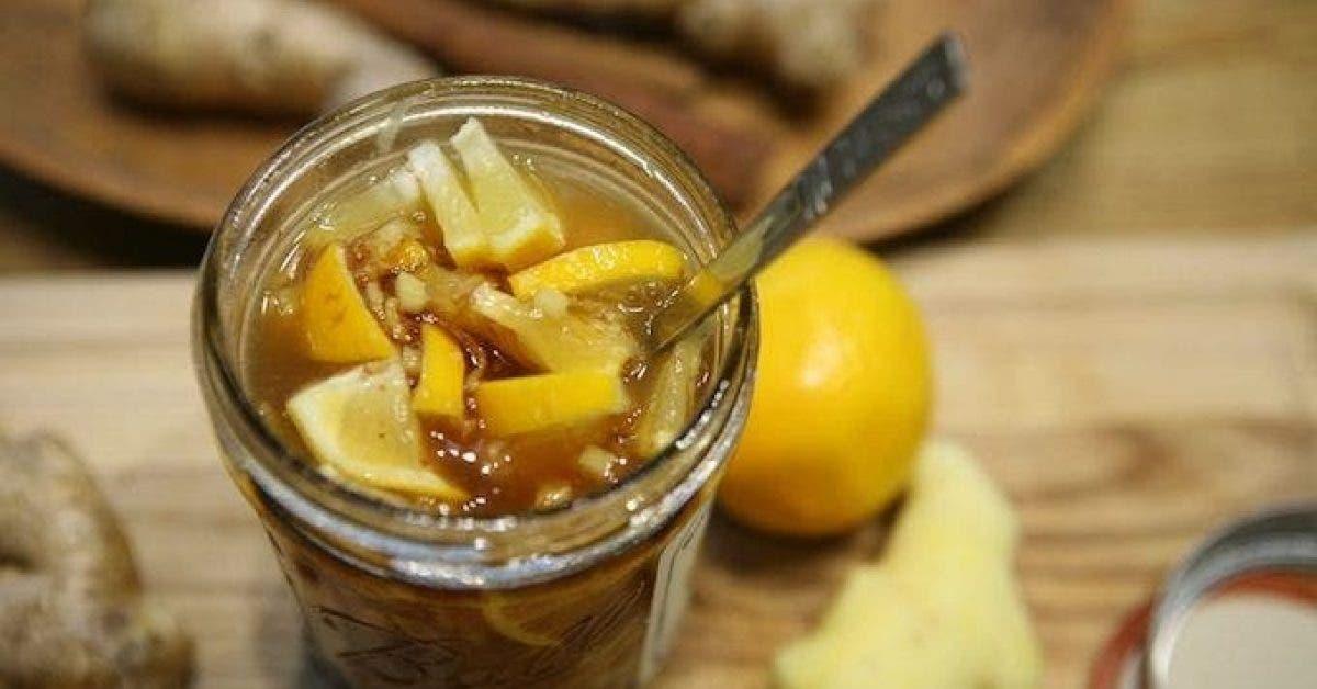 remède citron