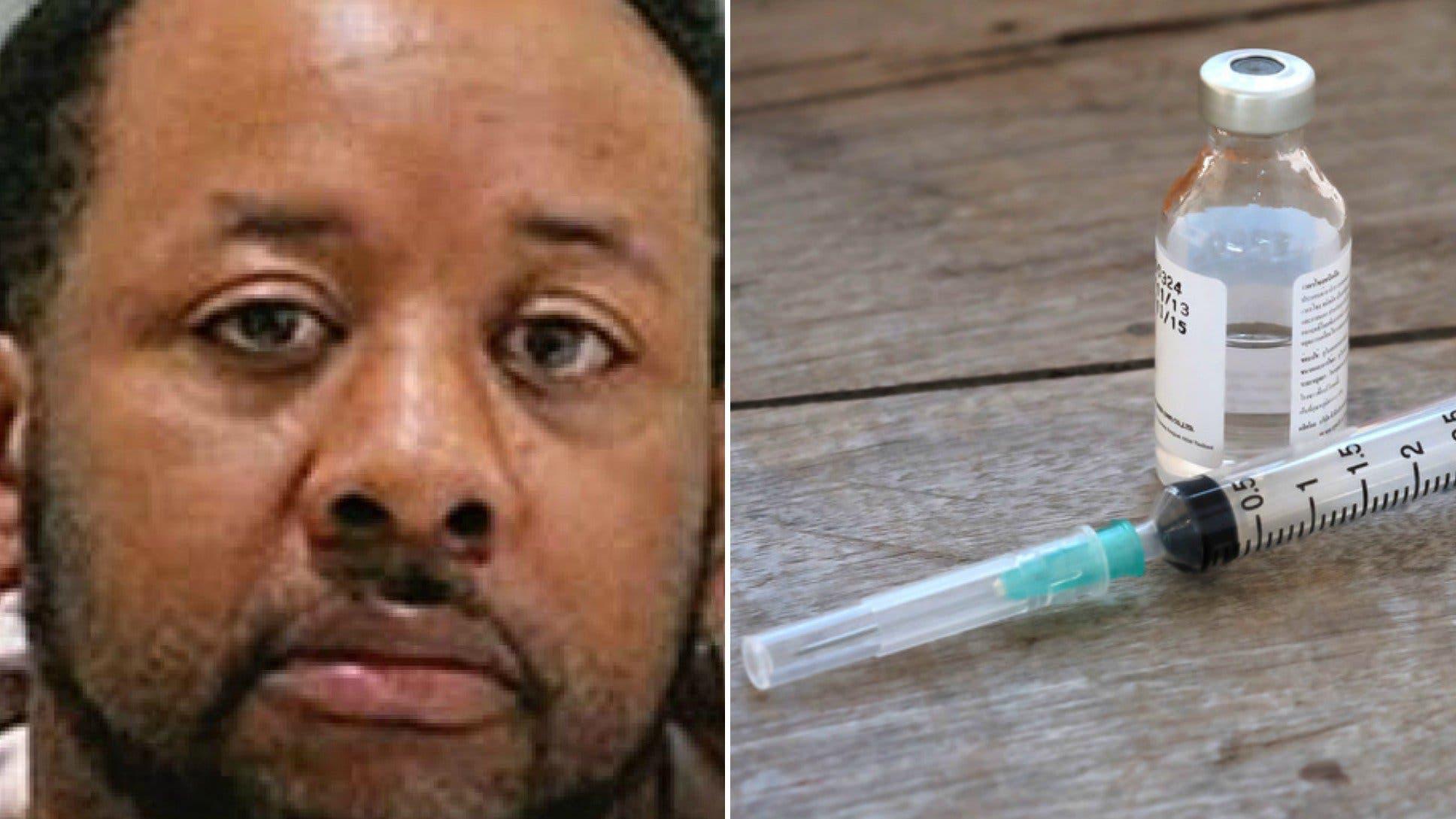 Cet homme affirme que sa fille de 13 ans est enceinte de lui à cause d'une seringue